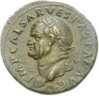 Vespasian at Play: 74 AD