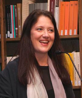 NYU News Interviews Roberta Casagrande-Kim