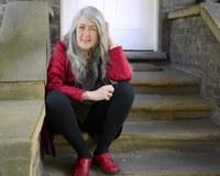Photograph of Mary Beard