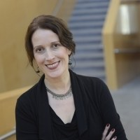 Photograph of the lecturer: Kimberly Cassibry