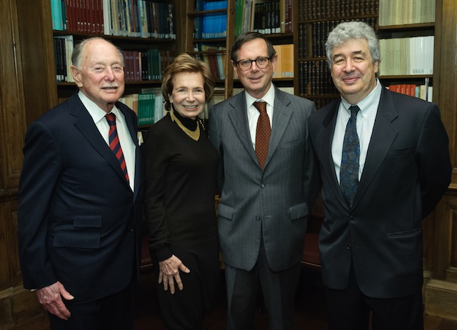 Annual Leon Levy Lectures