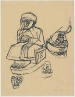 seated gudea