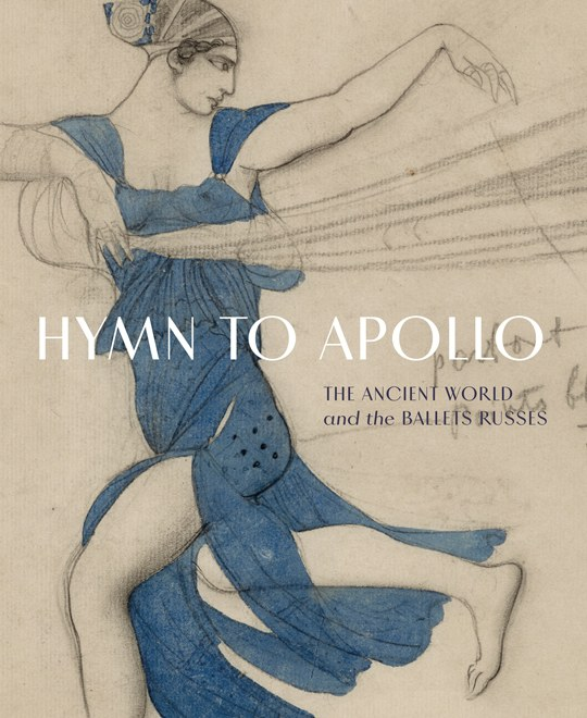image showing front cover of Hymn to Apollo catalogue