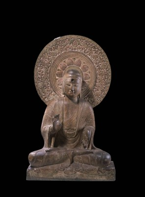 Seated Buddha pic