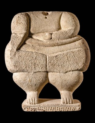 Large Standing Figure
