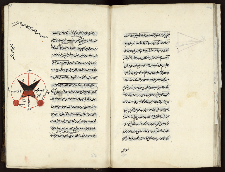 "Commentary on ""The Compendium on Astronomy"" by Mahmud al-Jaghmini"