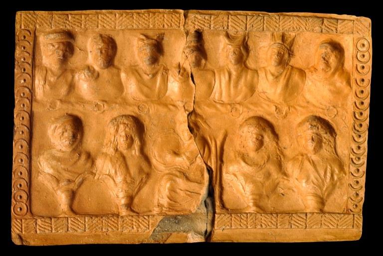 Roman Ceramic Parapegma Mold