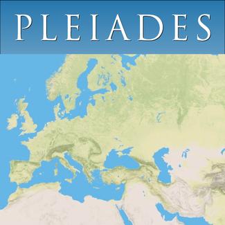 Pleiades gazetteer logo
