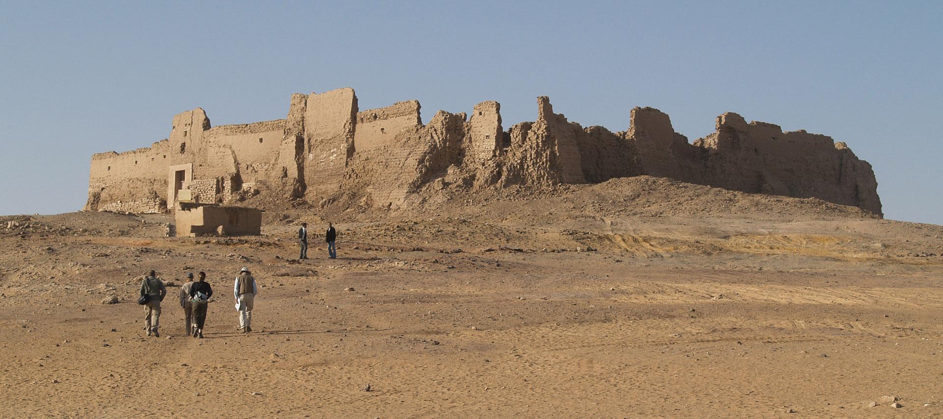 New Homepage Image: Qasr-el-Ghueita