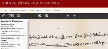 New titles added to Ancient World Digital Library