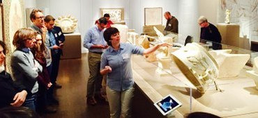ISAW hosts second annual digital antiquity research workshop
