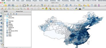 Introduction to QGIS Workshop