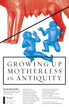Growing up Motherless in Antiquity