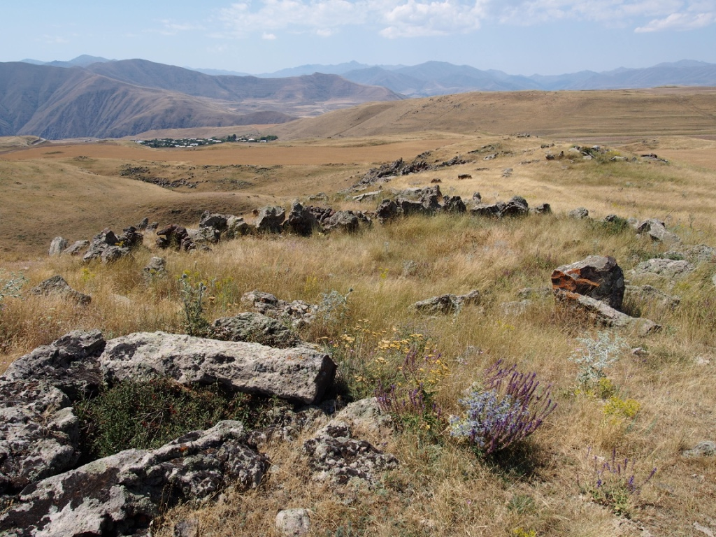 Archaeological Investigations in Southern Armenia