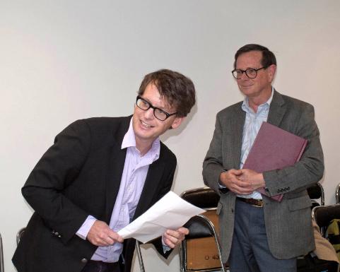 Bagnall receives Festschrift