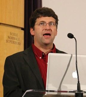 Elliott Addresses Conference on Digital Epigraphy