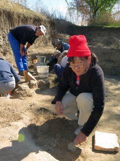 Field Report:  Digging at the Edge of the Tian Shan Mountains in Kazakhstan