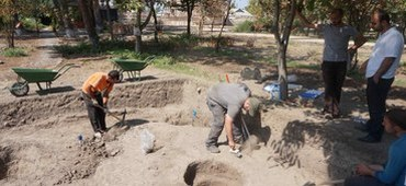 Fieldwork Report from Barda, Azerbaijan