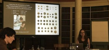 "ISAW co-sponsors ""Coins in Context"" conference at New College, Oxford"