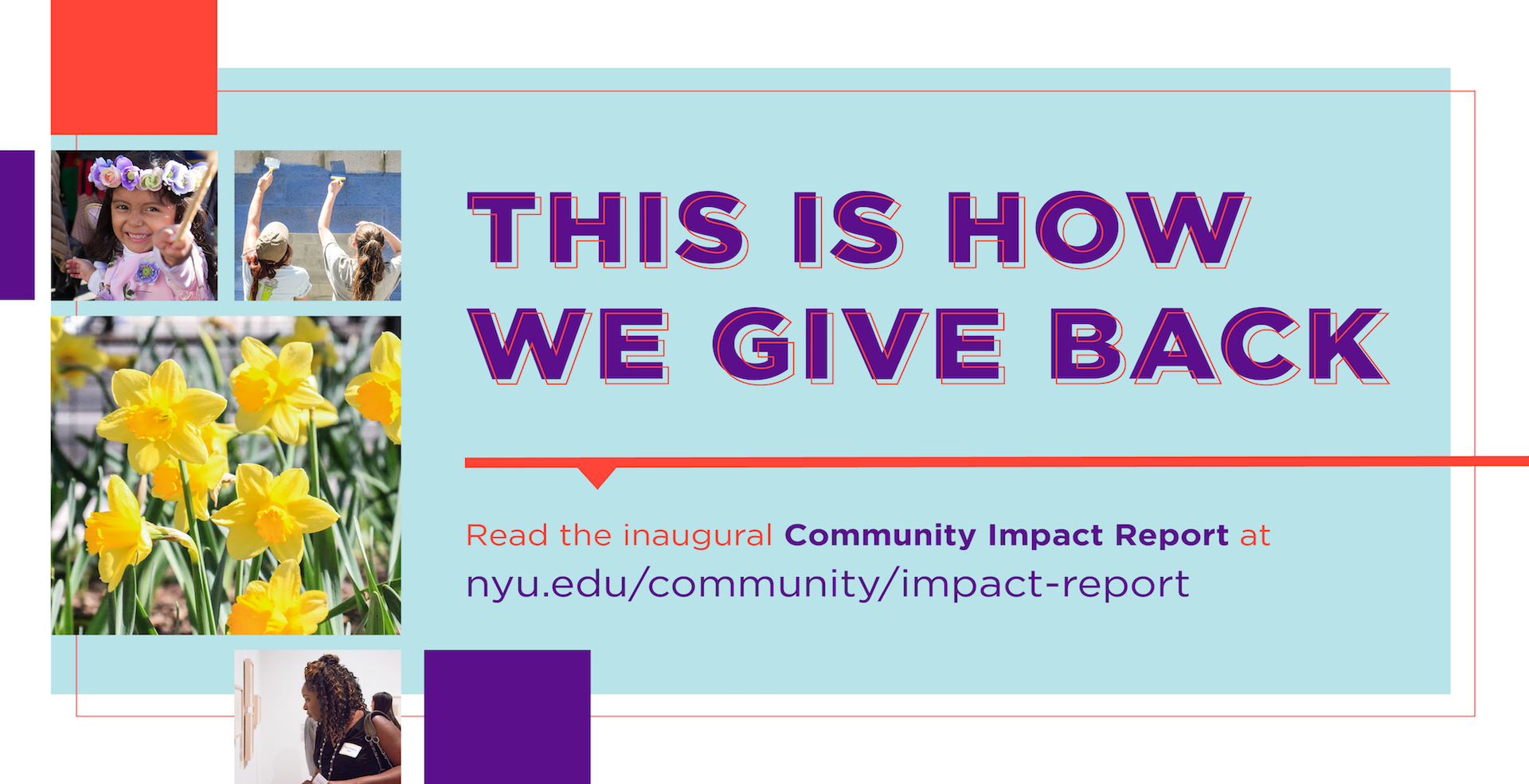 ISAW Featured in the NYU Community Impact Report