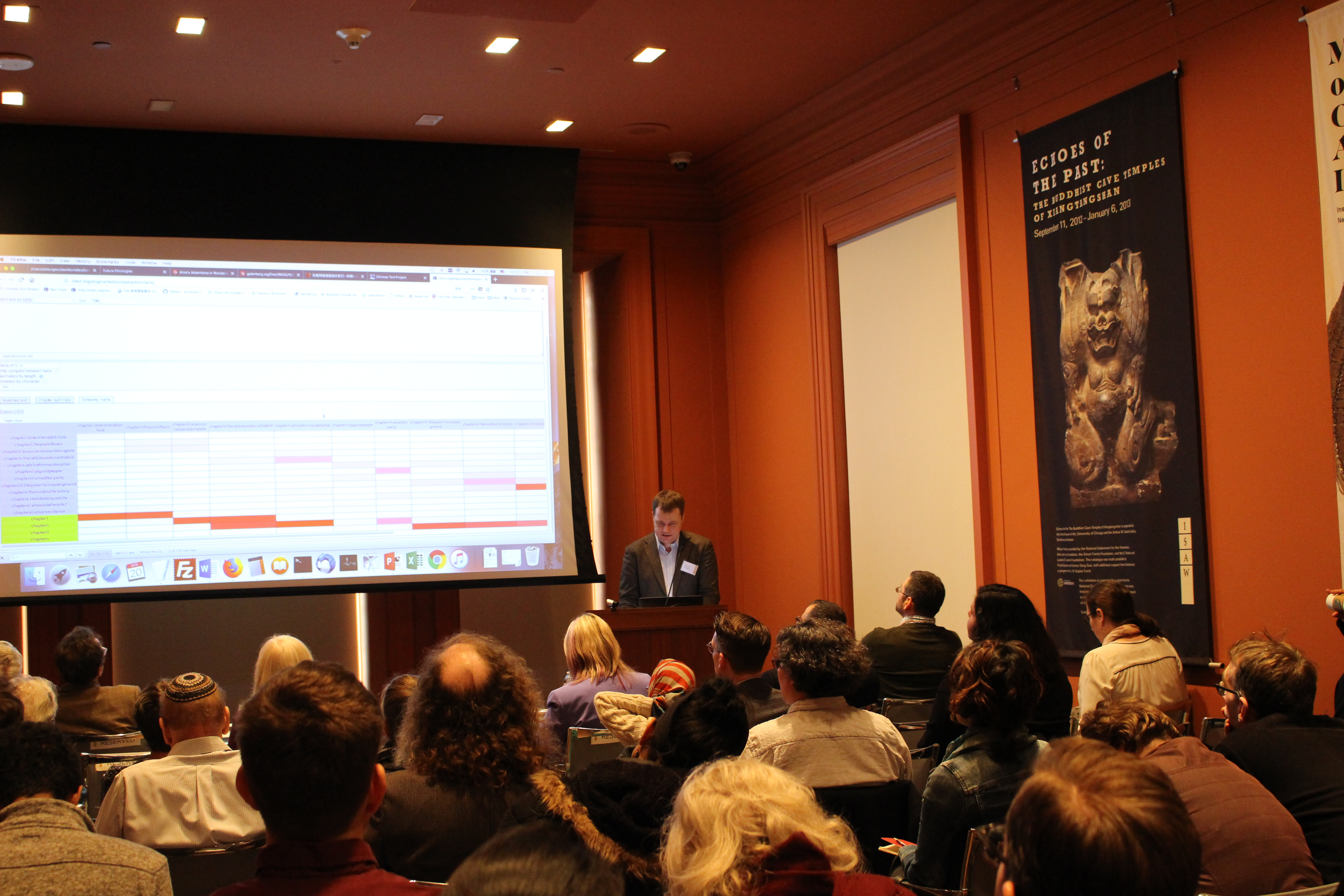 "ISAW Hosts ""Future Philologies: Digital Directions in Ancient World Text"" Conference"