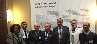"ISAW hosts conference ""Cosmos, East and West: Astral Sciences in South and East Asia and Their Interaction with the Greco-Roman World"""