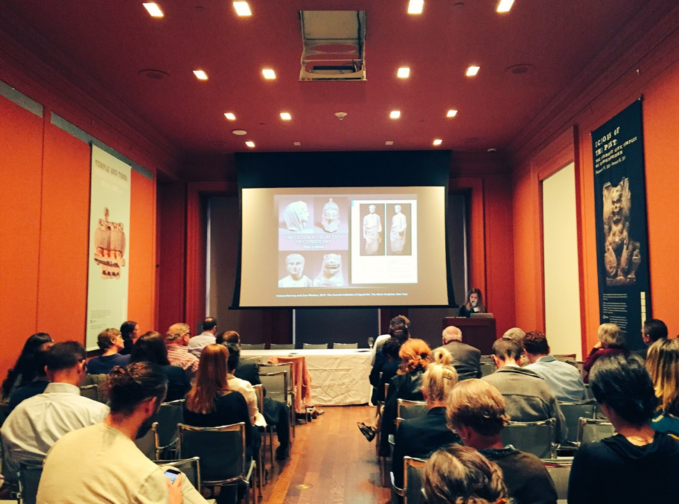 ISAW Hosts Conference on Digital Publication in Mediterranean Archaeology