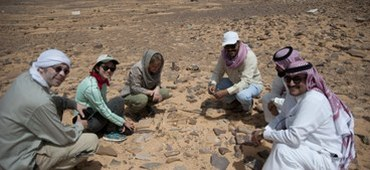 ISAW Participates in Archaeological Survey of Tayma, Northwest-Arabia