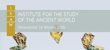 ISAW's Winter 2016 Newsletter Now Available