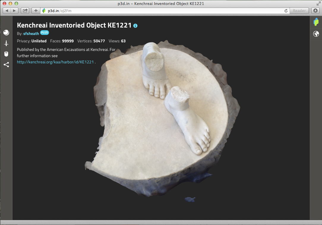 Archaeology in 3D