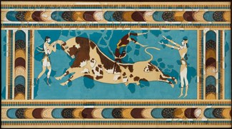"Mary Beard Discusses ""Restoring the Minoans"" in The Times Literary Supplement"