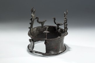 Masters of Fire: Copper Age Art from Israel Opens February 13
