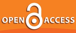 Open Access logo, featuring a stylized padlock in an open position.