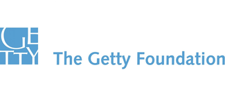 The Getty Foundation logo