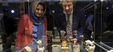 Prof Robert Hoyland Visits Basra Museum, Iraq