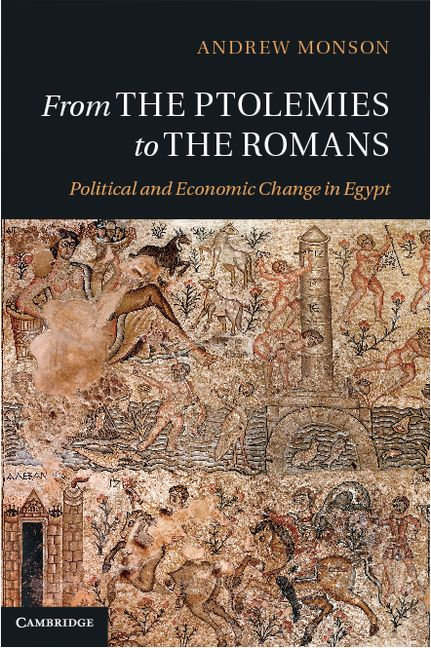 New Book: From the Ptolemies to the Romans