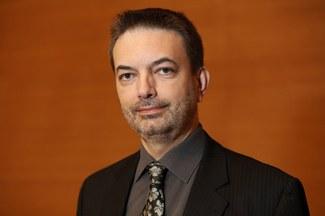 headshot of Professor Fournet