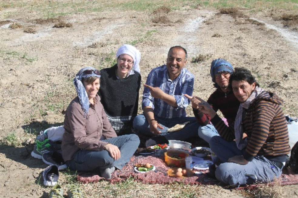 Report from the Field: The Umma Survey Project