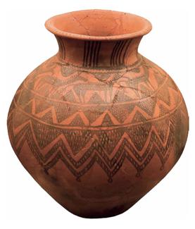 "Jar from Nerkin Naver tomb 7""   Photography courtesy of Hakob Simonyan"