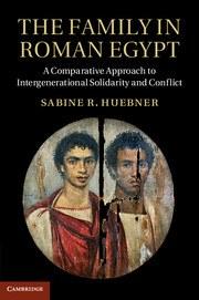 Sabine Huebner's book published by Cambridge University Press