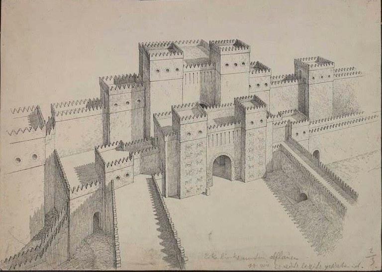 Imagining the Ishtar Gate