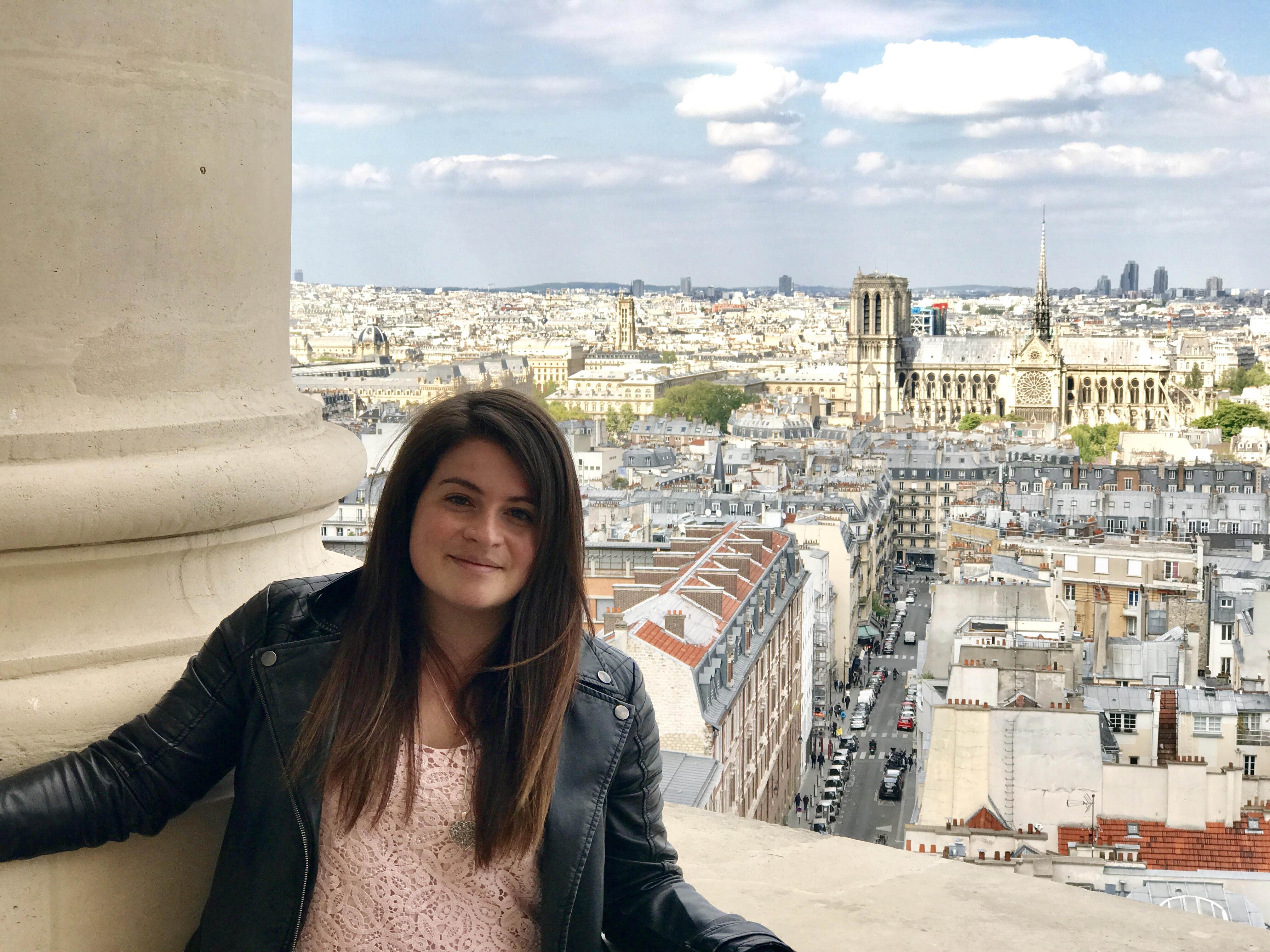 Soto Receives Academic Assistantship at the University of Basel in Switzerland