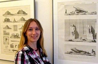 VRS Alum Rita Lucarelli Appointed Assistant Professor of Egyptology at University of California, Berkeley