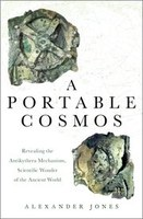 book cover for A Portable Cosmos