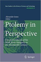 Book cover from Ptolemy in Perspective