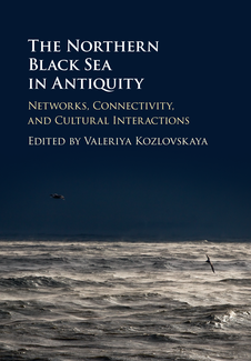 The cover depicts a sea scape with a soaring bird below and is dark blue above. In the dark blue area, the title and author's name appears.