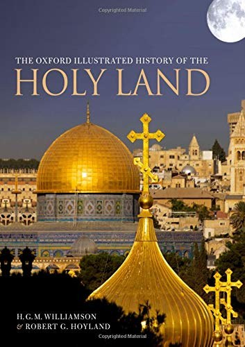Cover of the book, which displays the title and editor's names over a sunlit photograph of roofs of buildings, mosques, and churches with a full moon rising in the background.