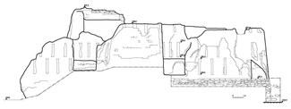 Fig. 5. Southern Façade.